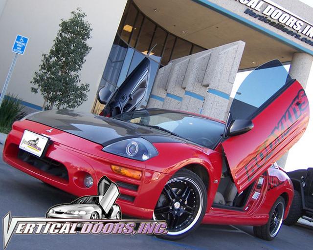 2000-2005 Mitsubishi Eclipse Lambo Door Kit